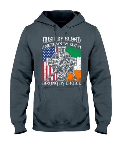 Boxing Irish