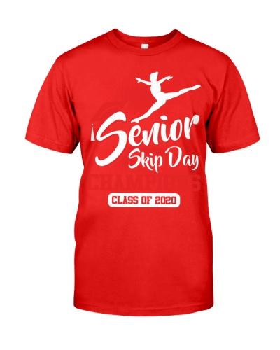 Gymnastics-Senior 2020 Skip Day