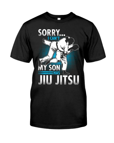 My Son Has Jiu Jitsu