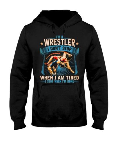 I'm A Wrestler Don't Stop