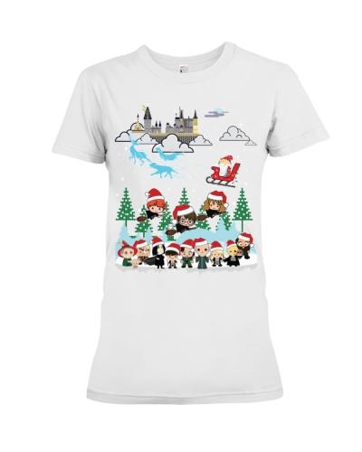 Teehappy HP Christmas