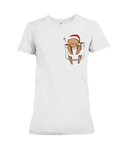 Teehappy Sloths Christmas