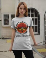 Buffalo Bill Body Lotion Classic T-Shirt apparel-classic-tshirt-lifestyle-19