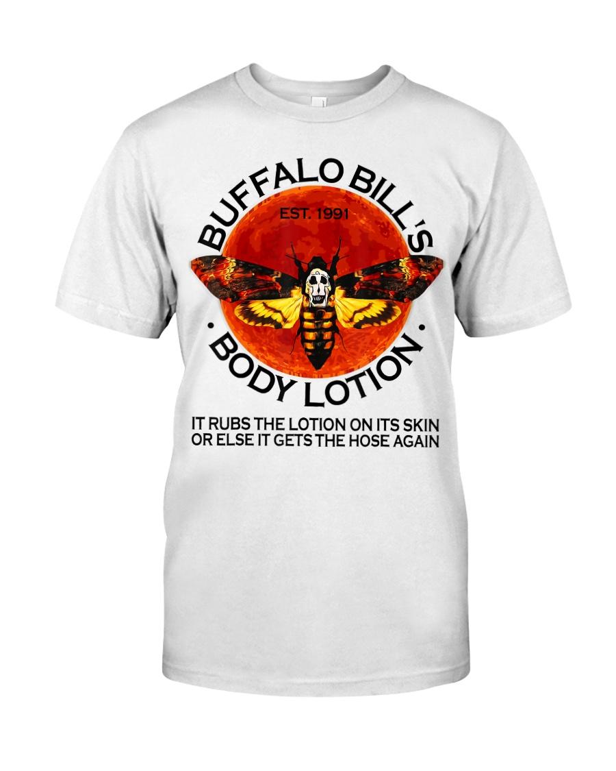 Buffalo Bill Body Lotion Classic T-Shirt