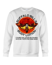 Buffalo Bill Body Lotion Crewneck Sweatshirt thumbnail