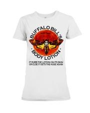 Buffalo Bill Body Lotion Premium Fit Ladies Tee thumbnail