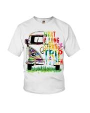 What A Long Strange Trip It Been Hippie Van Youth T-Shirt thumbnail