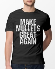 Make Mullets Great Again Classic T-Shirt lifestyle-mens-crewneck-front-13