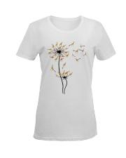 Dandelion Giraffe Ladies T-Shirt women-premium-crewneck-shirt-front
