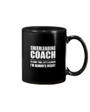 Cheerleading Coach Mug thumbnail
