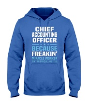 Chief Accounting Officer 3 1 Hooded Sweatshirt front