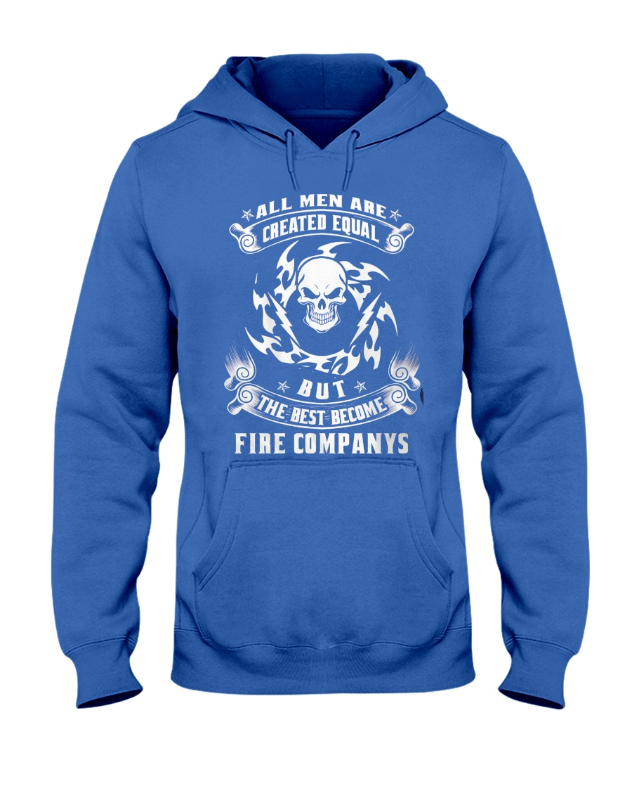 Fire Companys Hooded Sweatshirt