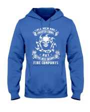 Fire Companys Hooded Sweatshirt front