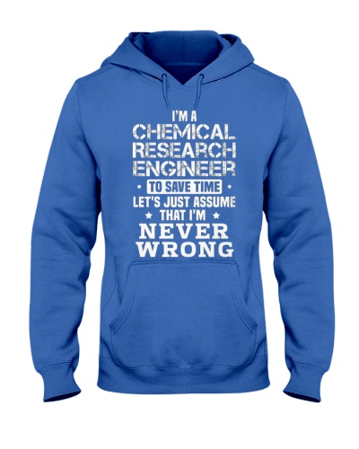 Chemical Research Engineer