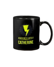 Catherine Never Mess With A Catherine Mug thumbnail