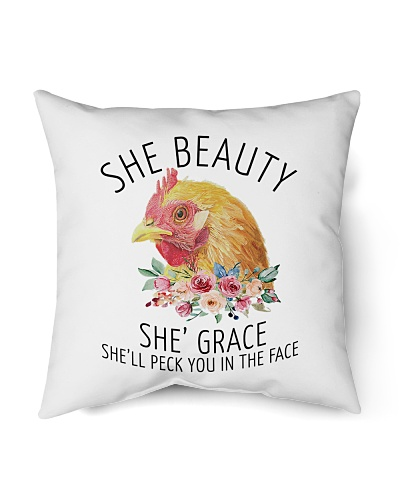 She's Beauty She's Grace