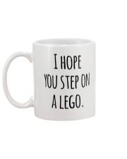 I Hope You Step On A Lego Mug back