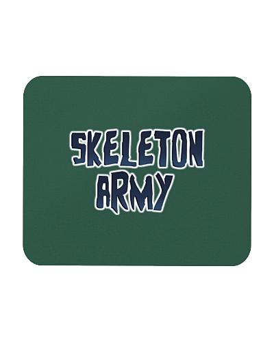 Skeleton Army  Text Logo