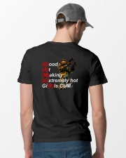 YEAH I'M A GAMER T-SHIRT AND HOODIE Classic T-Shirt lifestyle-mens-crewneck-back-6