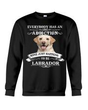 I LOVE LABRADOR Crewneck Sweatshirt thumbnail