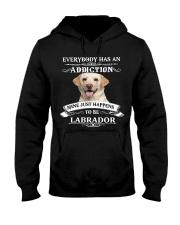 I LOVE LABRADOR Hooded Sweatshirt thumbnail