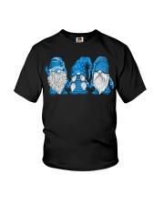 Hanging With Blue Gnomies Sweatshirt Youth T-Shirt thumbnail