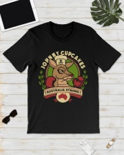 Johnny Cupcakes Australia Strong shirt Classic T-Shirt lifestyle-mens-crewneck-front-17