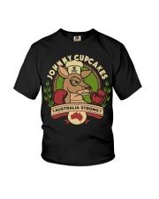 Johnny Cupcakes Australia Strong shirt Youth T-Shirt thumbnail