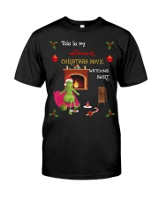 Grinch This is my Hallmark Christmas movie shirt Classic T-Shirt thumbnail