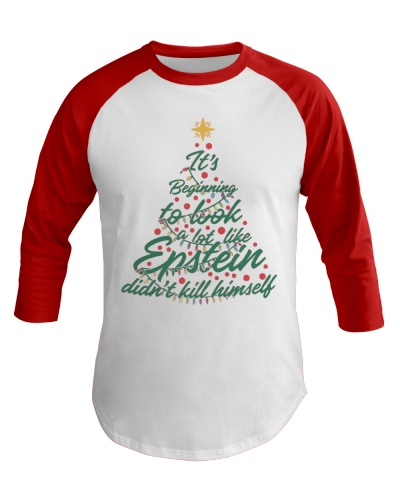 It's beginning look Epstein Tree Christmas shirt