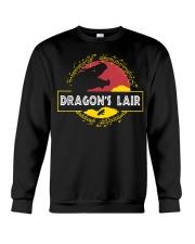 Dragon's Lair Jurassic Park shirt Crewneck Sweatshirt thumbnail