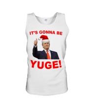 Trump Santa Claus it's gonna be Yuge shirt Unisex Tank thumbnail