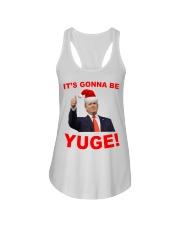 Trump Santa Claus it's gonna be Yuge shirt Ladies Flowy Tank thumbnail