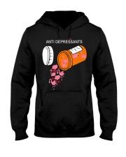 Antidepressants Flamingos shirt Hooded Sweatshirt thumbnail