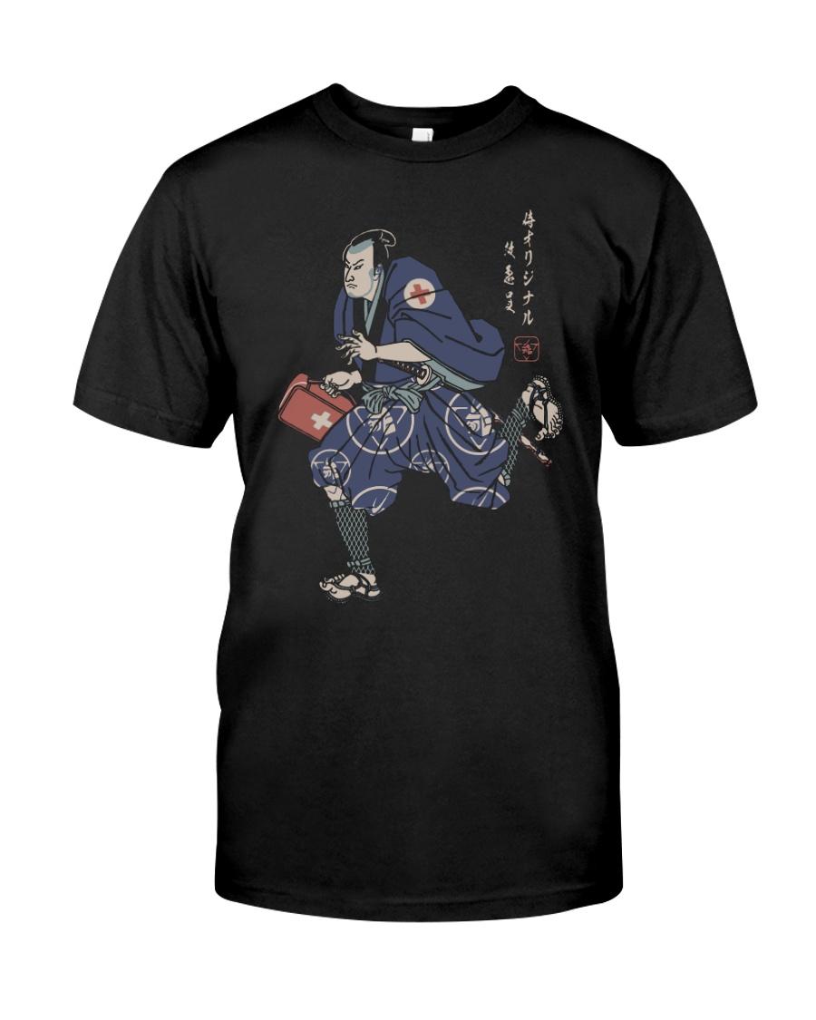 PARAMEDIC SAMURAI shirt Classic T-Shirt