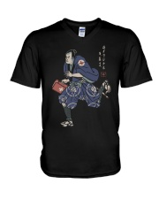 PARAMEDIC SAMURAI shirt V-Neck T-Shirt thumbnail