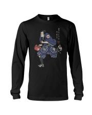 PARAMEDIC SAMURAI shirt Long Sleeve Tee thumbnail