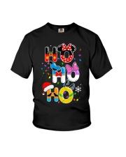 Ho Ho Ho Mickey Disney Christmas shirt Youth T-Shirt thumbnail