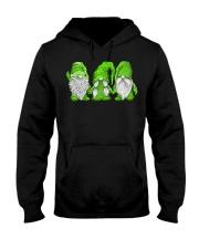 Hanging With Green Gnomies Sweatshirt Hooded Sweatshirt thumbnail