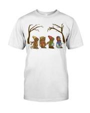 Jug Band Abbey Road shirt Classic T-Shirt front