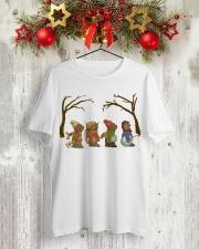 Jug Band Abbey Road shirt Classic T-Shirt lifestyle-holiday-crewneck-front-2