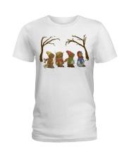 Jug Band Abbey Road shirt Ladies T-Shirt thumbnail