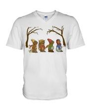 Jug Band Abbey Road shirt V-Neck T-Shirt thumbnail