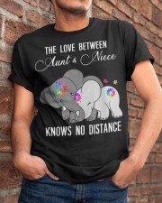 Elephants The love between Aunt and Niece shirt Classic T-Shirt apparel-classic-tshirt-lifestyle-26
