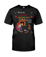 Joker This is Hallmark Christmas Movie shirt Classic T-Shirt front