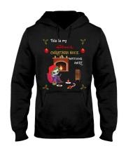 Joker This is Hallmark Christmas Movie shirt Hooded Sweatshirt thumbnail