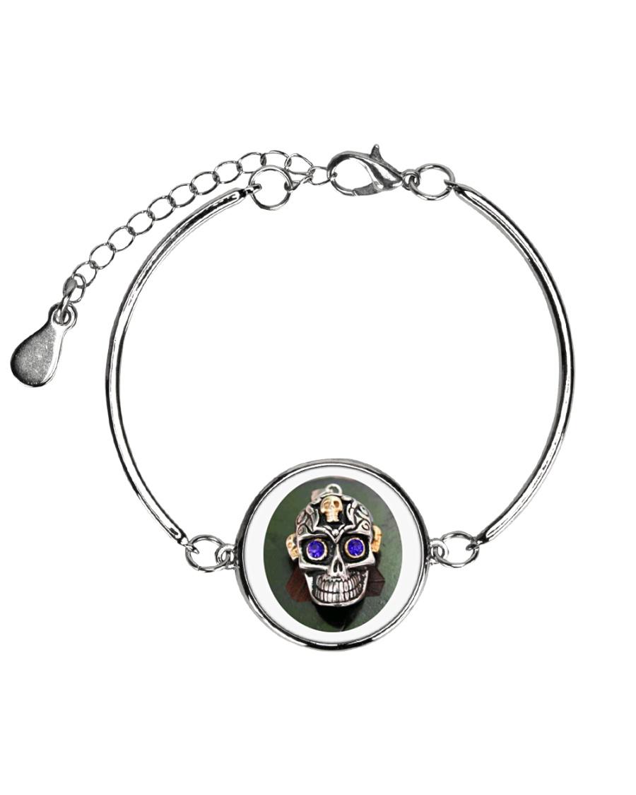 Limited edition  Metallic Circle Bracelet
