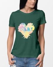 Art in heart Premium Fit Ladies Tee lifestyle-women-crewneck-front-10