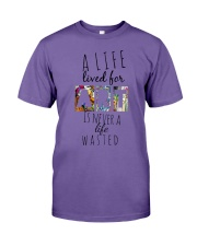 Life is an art Premium Fit Mens Tee thumbnail