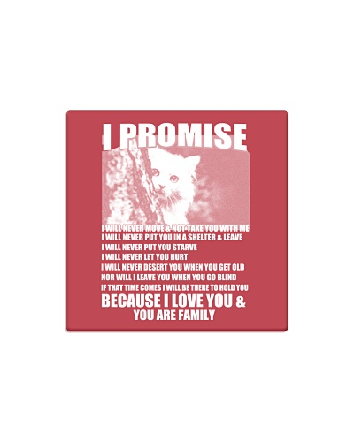 Cat Lover - I Promised